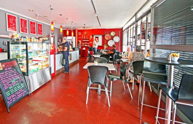 CAFE GIFTWARE AND CATERING - SELLING FREEHOLD WITH PRIME COMMERCIAL PROPERTY