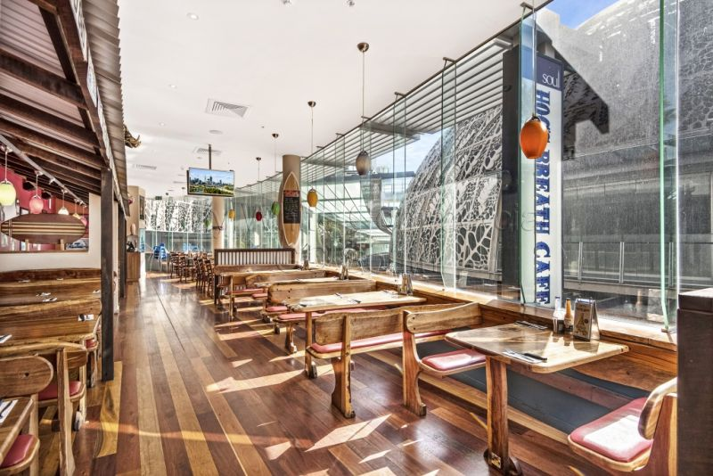 Business For Sale - Hogs Breath Cafe Surfers Paradise