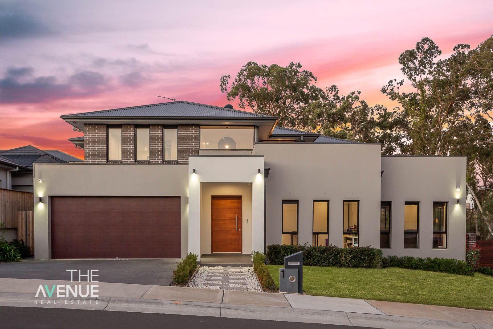 1 Koreetah Place, North Kellyville NSW 2155