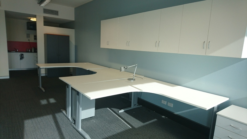 Great Northern Aspect in this Lifestyle Working Suite.