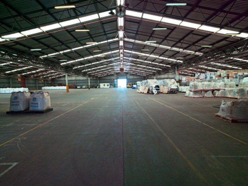 Warehousing 4,000sqm up to 17,000sqm*