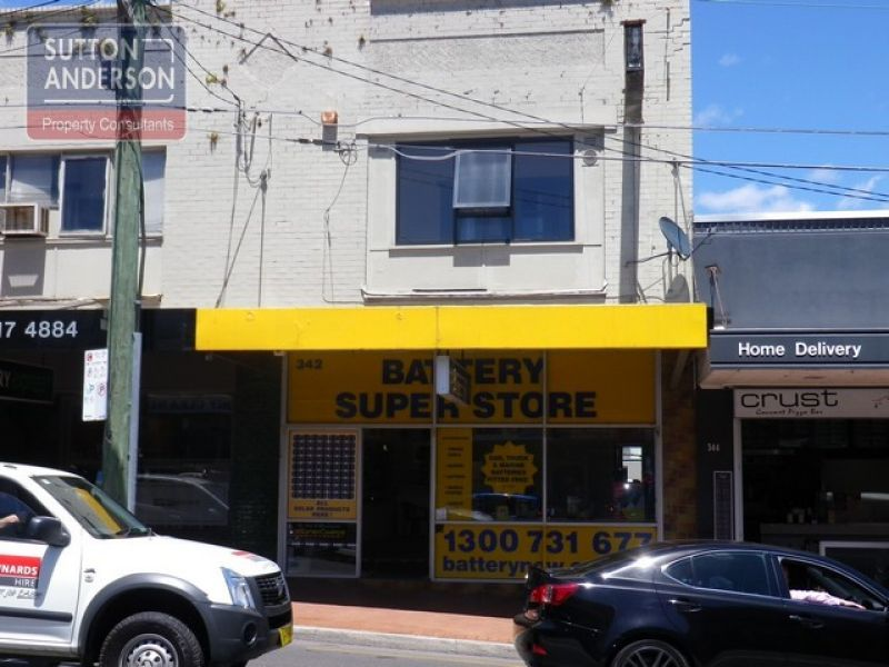 Exisiting Shop Penshurst Street Willoughby