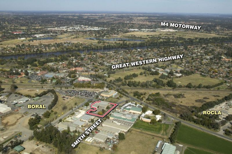 SOLD! EXPANSIVE INDUSTRIAL - NUMEROUS OPTIONS
