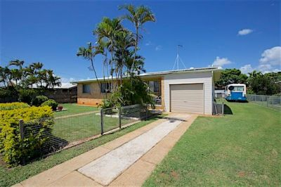 TOP BUY! SOLID BRICK HOME WITH SOLAR, SHEDS AND A WALK TO SCHOOLS!