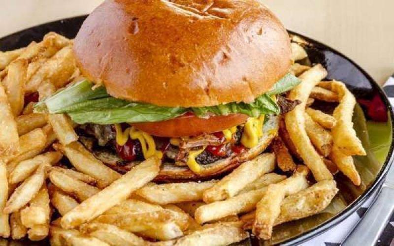 Burger Bar For Sale