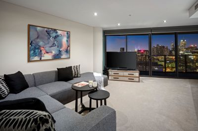 Executive luxury, Docklands' best address