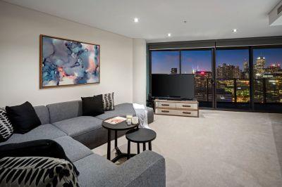 Executive luxury, Docklands' best address