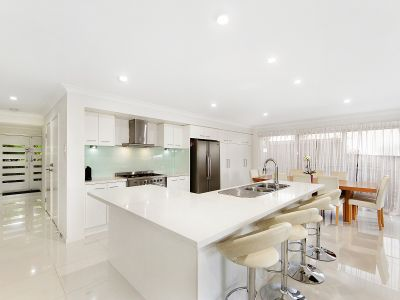VIEWS THAT ROLL ON FOR DAYS IN SOUGHT AFTER RIVERSTONE CROSSING ESTATE