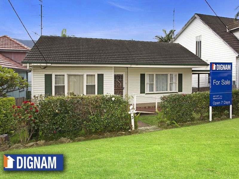 3 Spray Street, Thirroul NSW