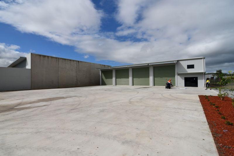 Brand New High Clearance Warehouse