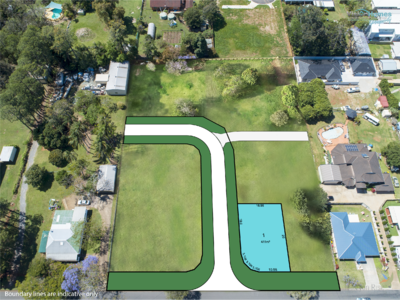 Lot 1/46  Darragh St, Bracken Ridge