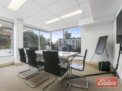 CENTRAL OFFICE IN SOUTH BRISBANE BUSINESS HUB!