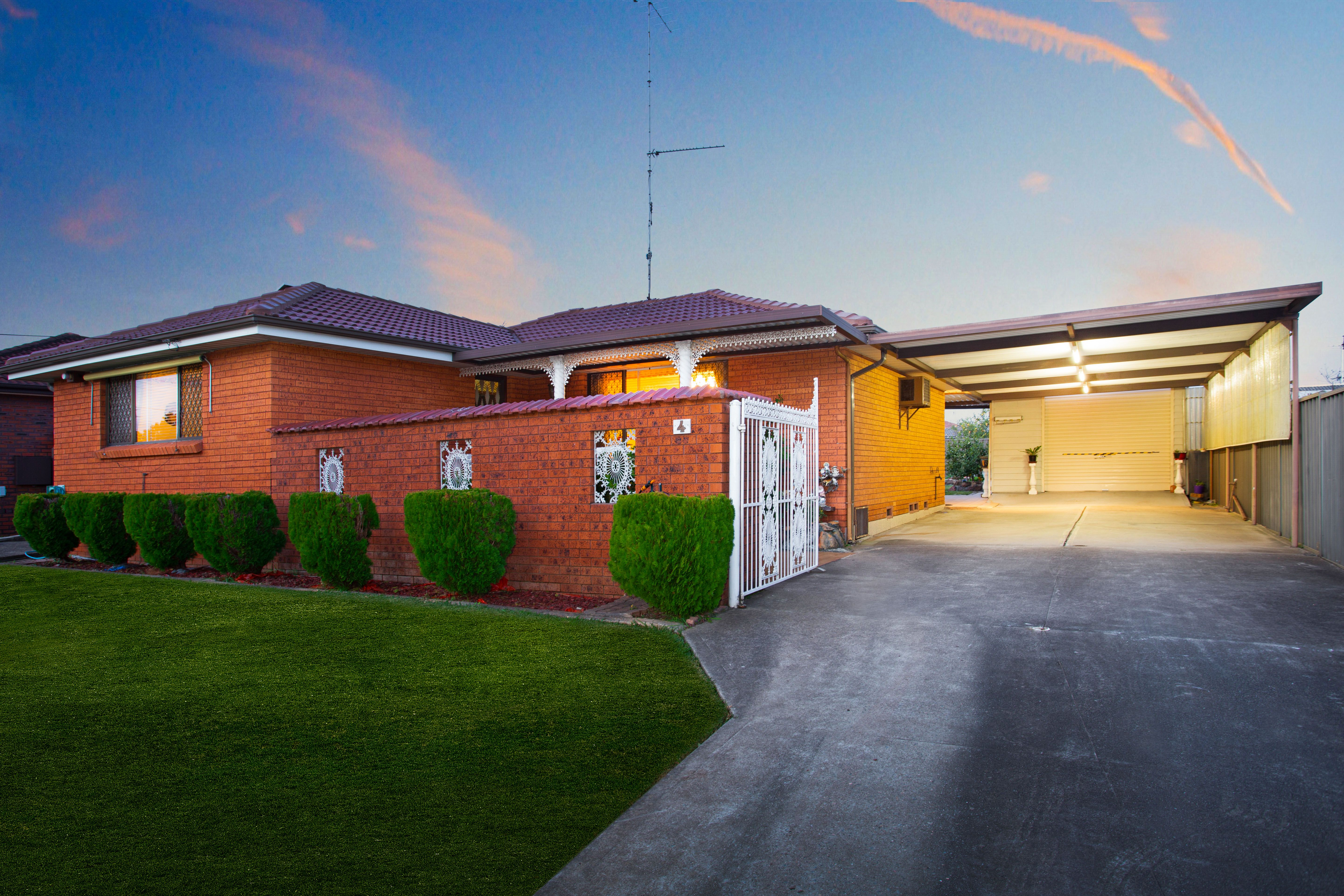 4 Caines Crescent, St Marys NSW 2760