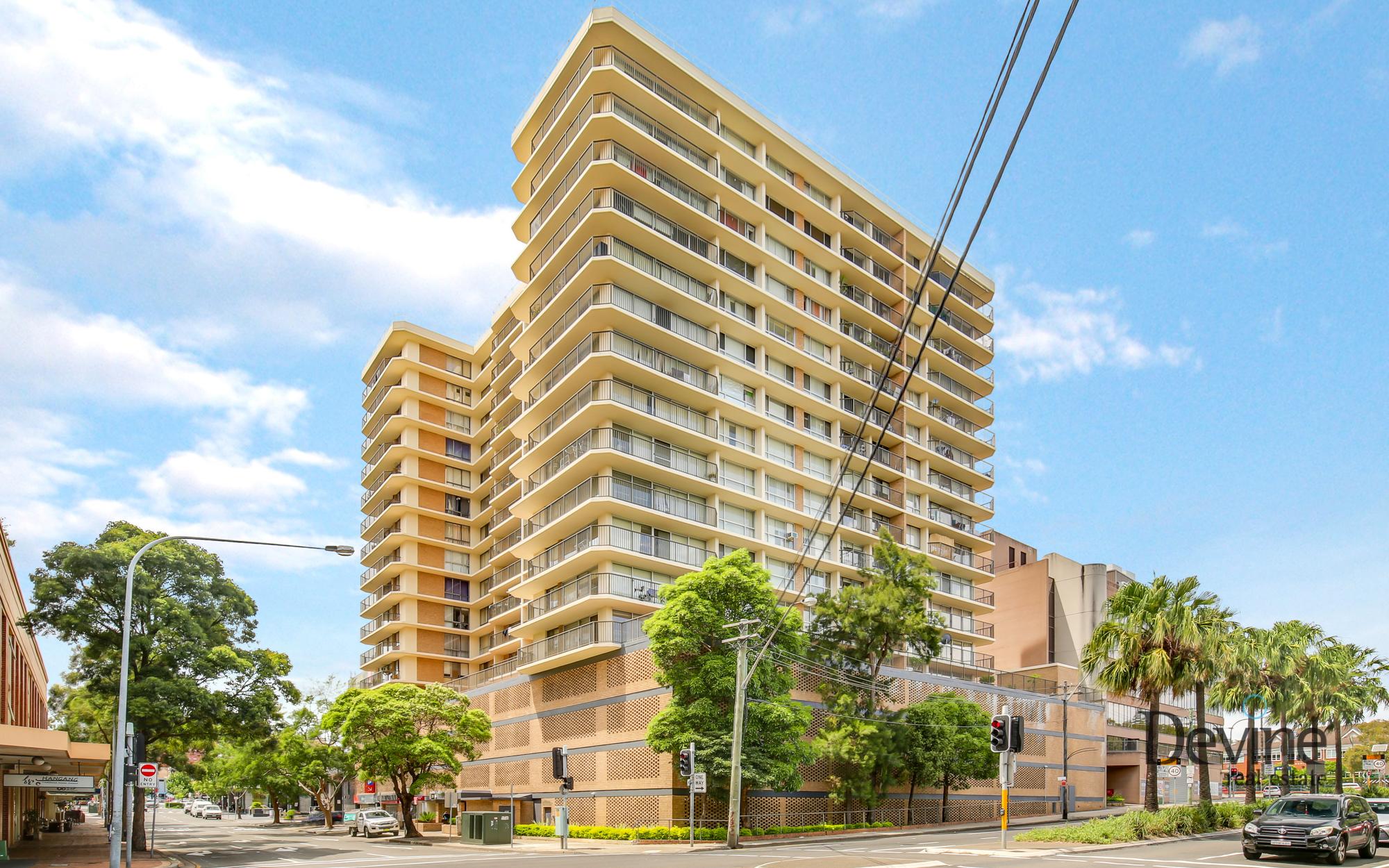 7F/30 Churchill Avenue, Strathfield