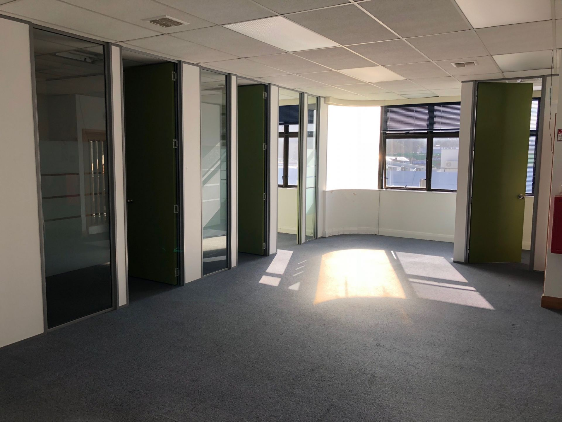 Whole floor office space available now