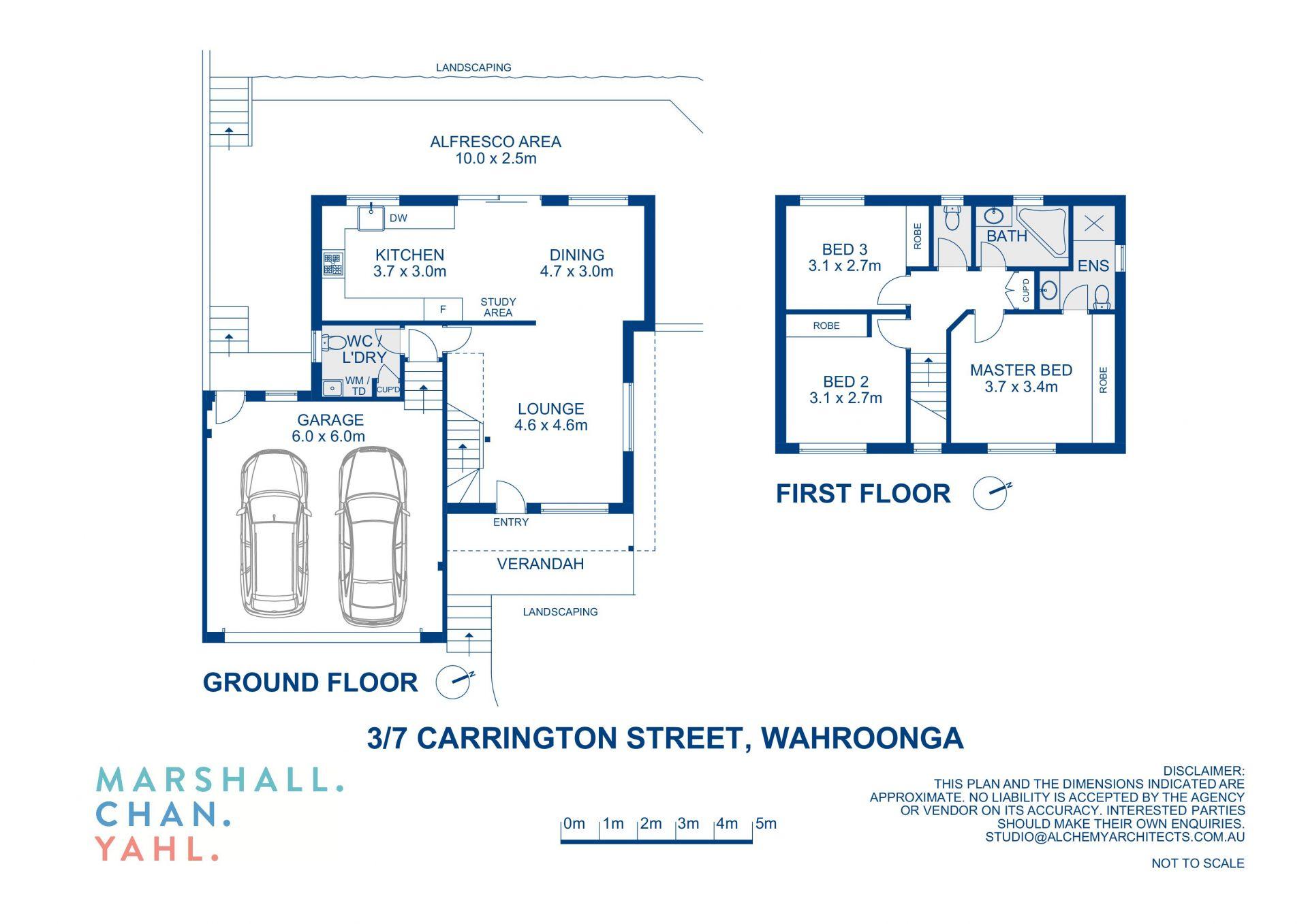 3/7 Carrington Street Wahroonga 2076