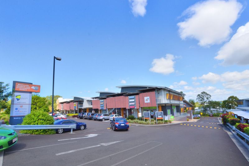 Streetfront Position In Noosaville Medical & Professional Centre