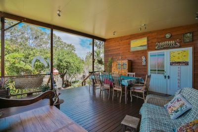 Private, Character Filler Home with Large Deck & Separate Living Quarters….