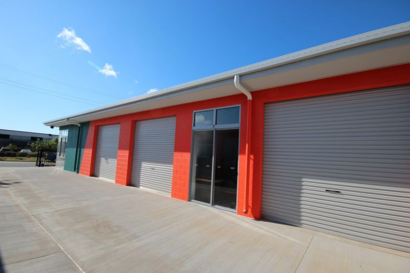 New warehouse/office unit for $600 per month