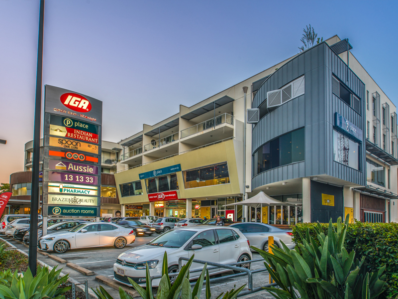 Dominant Inner City Retail Centre Investment - East Brisbane QLD