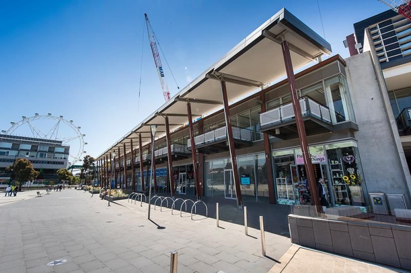 Docklands Prime Retail Strip