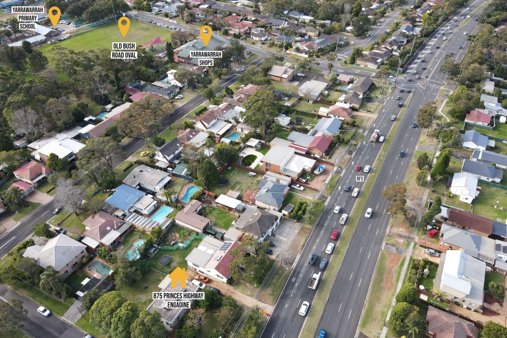875 Princes Highway, Engadine NSW 2233