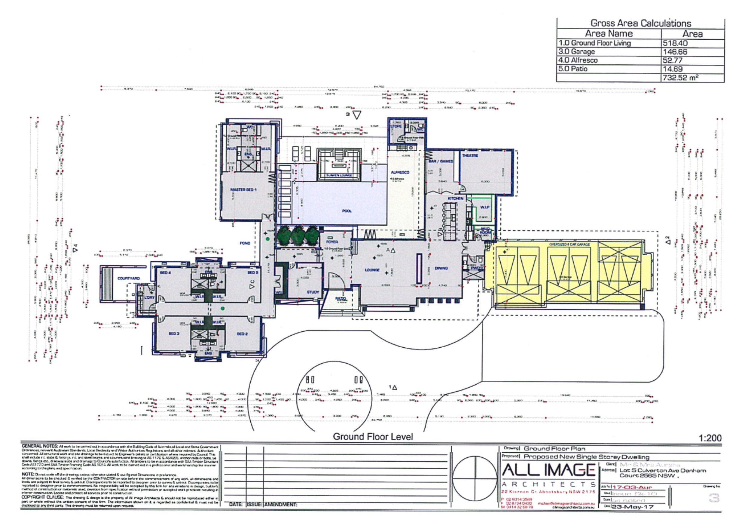 Denham Court 2565