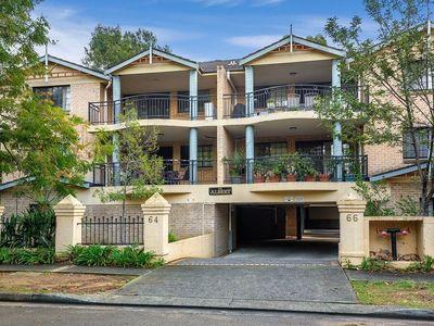 4/64-66 Albert Street, North Parramatta