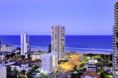 Aria, The Exclusive Centre of Broadbeach