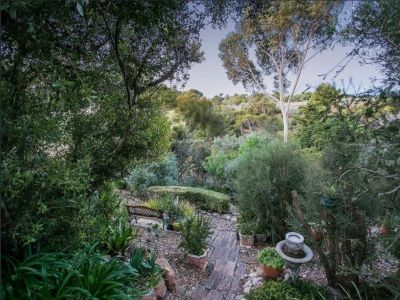 Fully Furnished, includes utilities & internet. Quiet, bushland garden setting near the sea.