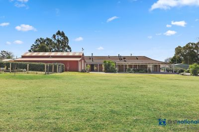 Simply Superb !!  Quality Home on 2 Acres