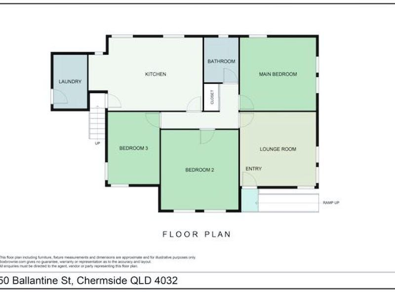 For Sale By Owner: 50 Ballantine Street, Chermside, QLD 4032