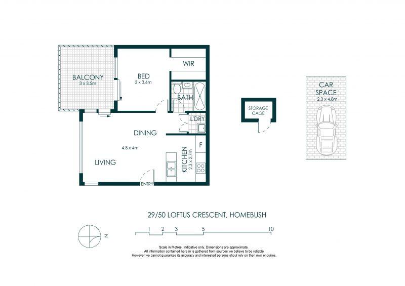 29/50 Loftus Crescent Homebush 2140