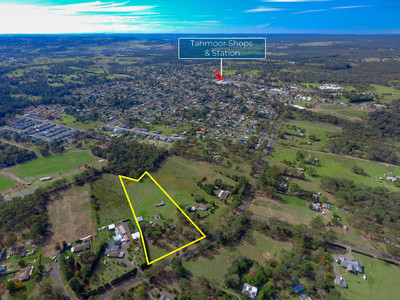 Central to Town – 5 Acres