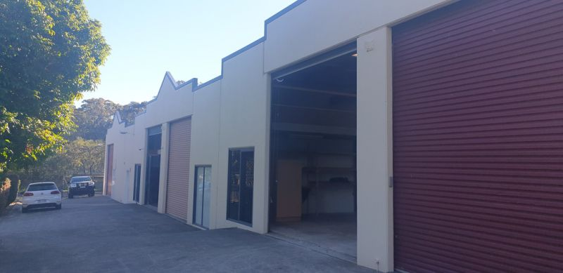 Small Industrial Unit or Man Cave Option - Moffat Beach