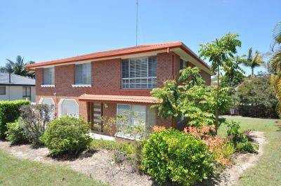 Great location with loads of potential and a studio apartment