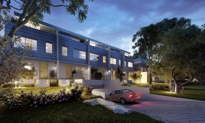 Exceptional Brand New Townhouse in Whisper Quiet Locale