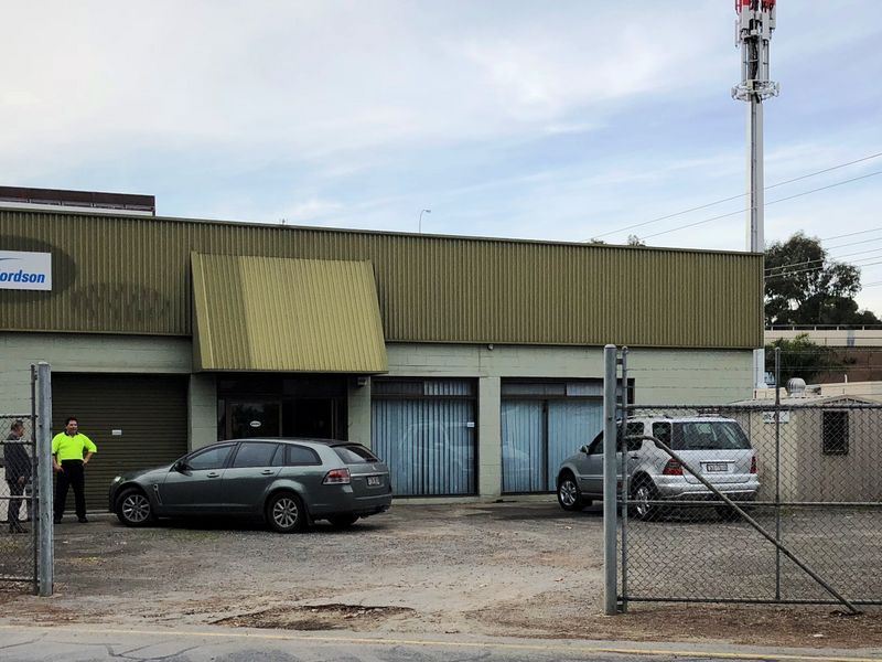 SOLD! Workshop/dispatch facility close to Adelaide airport and CBD