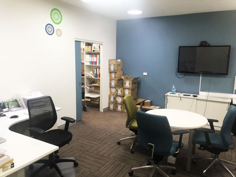 JETTY OFFICE SUITE; ON SITE PARKING