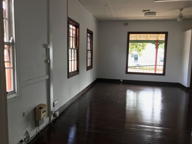 GORGEOUS FEDERATION COMMERCIAL BUILDING IN PRETTY CORAMBA CBD