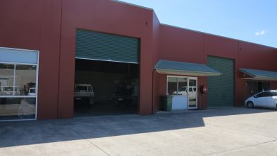 CENTRALLY LOCATED WAREHOUSE | KUNDA PARK