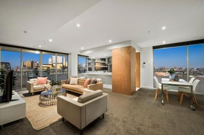 3 Balconies, 2 Car Spaces, 1 Outstanding Living Experience
