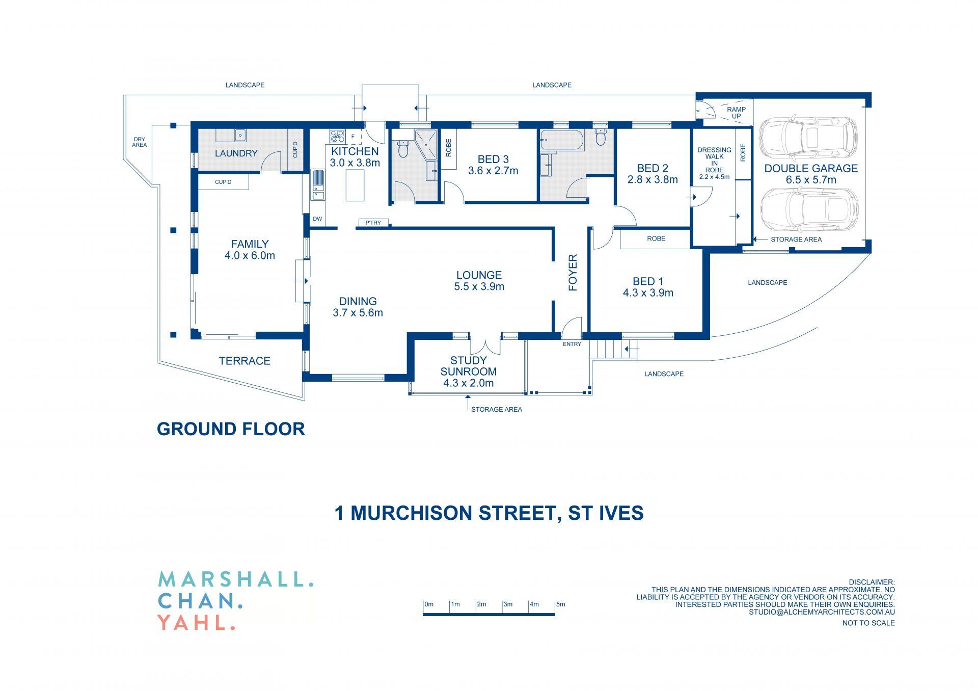 1 Murchison Street St Ives 2075