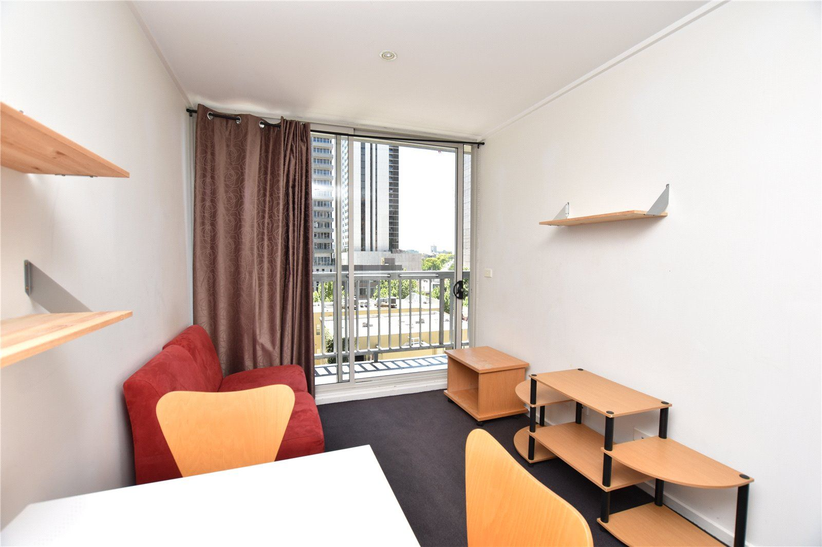 Partly Furnished Two Bedroom in the Heart of CBD!