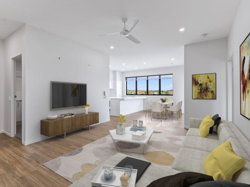 Top Floor 3 Bed - Mid $600K