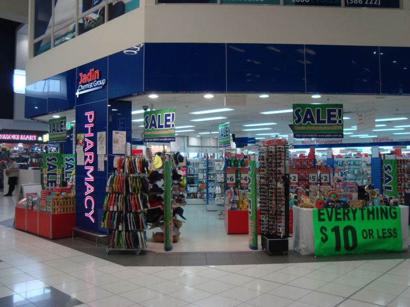 Busy retail space available for lease - CBD location