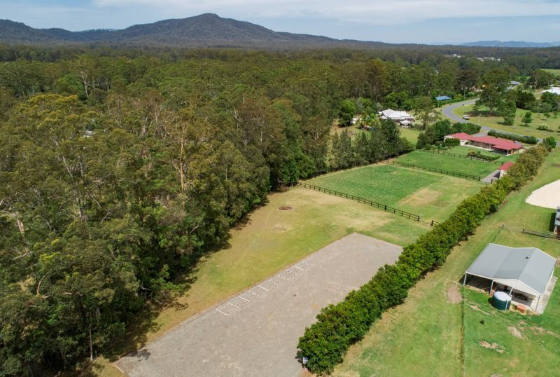 Lifestyle Acres with Equine Facilities in King Creek near Port Macquarie