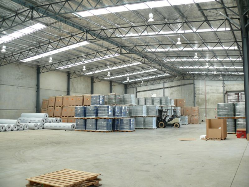 Modern Industrial Warehouse And Office Facility