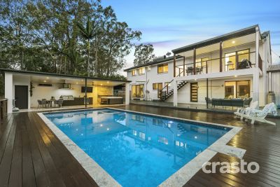 Ultimate Family Entertainer with Dual Living in a great location