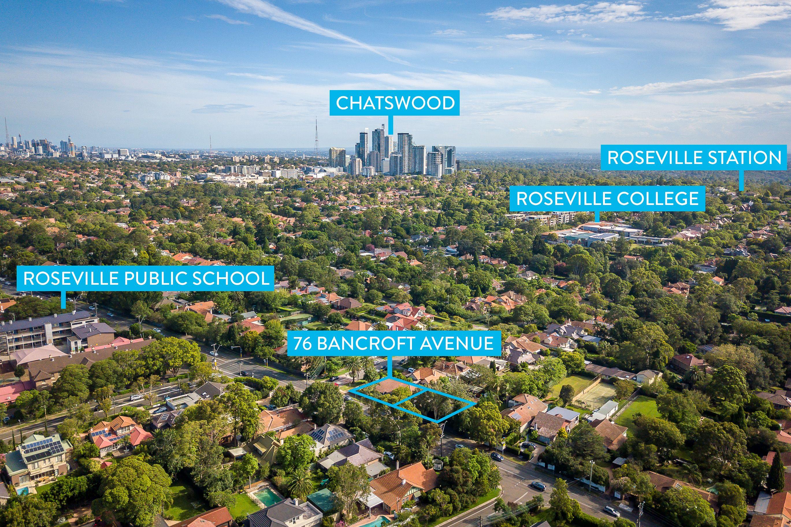 76 Bancroft Avenue Roseville 2069